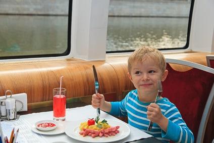 אכילה בריאה לילד