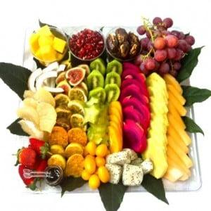 משלוחי פירות לאירועים פרטיים