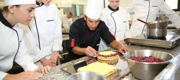 "Photo of טיפים ללימודי בישול מתקדמים ע""י צבי ויליגר"