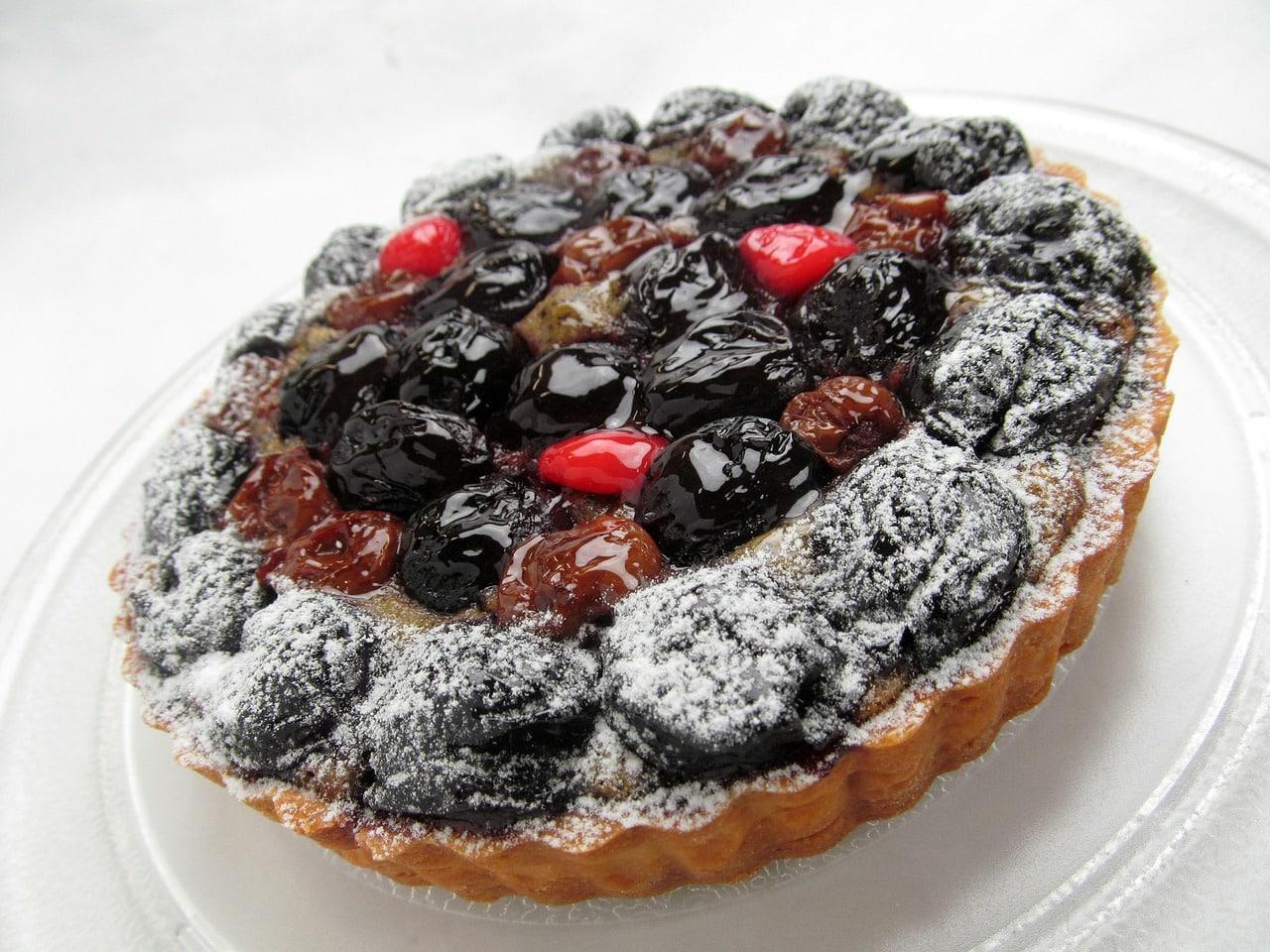 Photo of עוגת פירות בחושה לקיץ החם