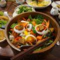מגשי אירוח טבעוני בירושלים