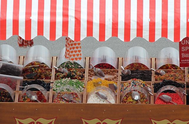Photo of קופסאות לממתקים לאחסון ותצוגה