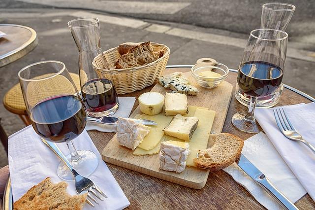 Photo of הסוד לשילוב בין סוג היין לסוג המזון בארוחה